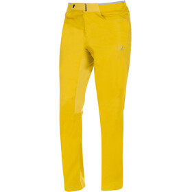 Mammut Massone Pants Men yellow